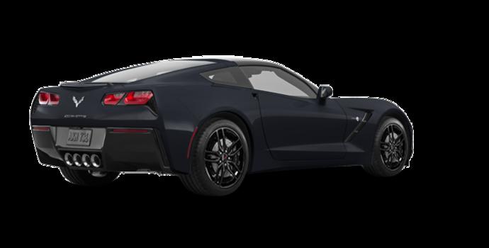 2018 Chevrolet Corvette Coupe Stingray Z51 1LT | Photo 5 | Watkins Glen Grey Metallic