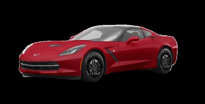 2018 Chevrolet Corvette Coupe Stingray Z51 1LT | Photo 6 | Long Beach Red Metallic Tintcoat