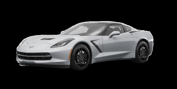 2018 Chevrolet Corvette Coupe Stingray Z51 1LT | Photo 6 | Blade Silver Metallic
