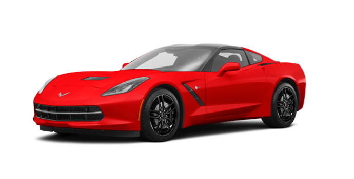 2018 Chevrolet Corvette Coupe Stingray Z51 1LT | Photo 6 | Torch Red