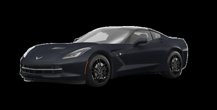 2018 Chevrolet Corvette Coupe Stingray Z51 1LT | Photo 6 | Watkins Glen Grey Metallic
