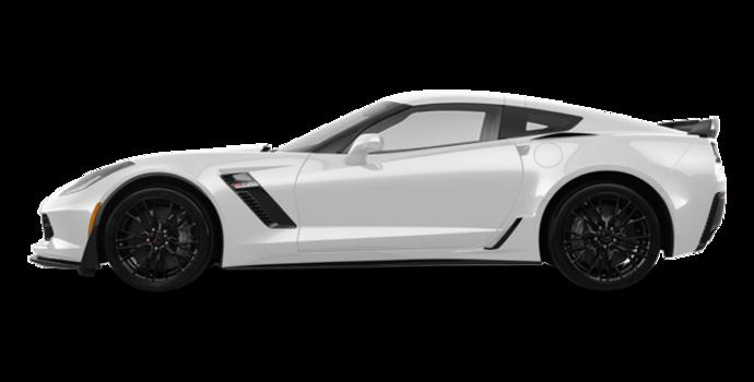 2018 Chevrolet Corvette Coupe Z06 1LZ   Photo 4   Arctic White
