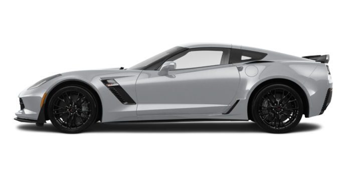 2018 Chevrolet Corvette Coupe Z06 1LZ   Photo 4   Blade Silver Metallic