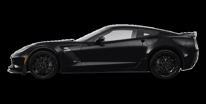2018 Chevrolet Corvette Coupe Z06 1LZ   Photo 4   Black