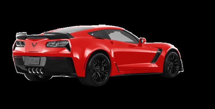 2018 Chevrolet Corvette Coupe Z06 1LZ   Photo 5   Torch Red