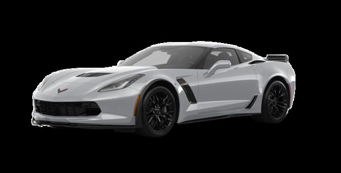 2018 Chevrolet Corvette Coupe Z06 1LZ   Photo 6   Blade Silver Metallic