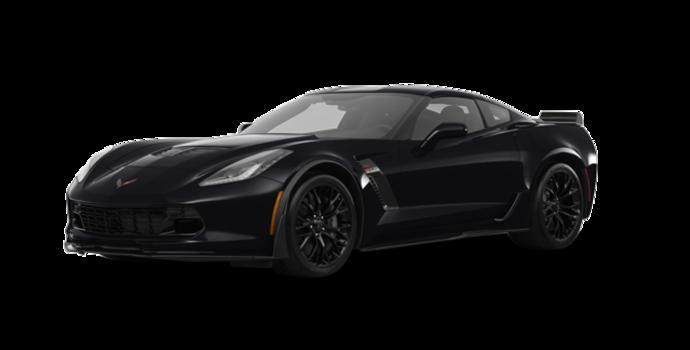 2018 Chevrolet Corvette Coupe Z06 1LZ   Photo 6   Black