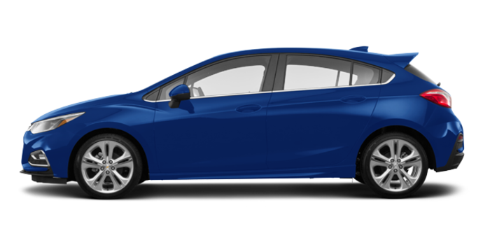 2018 Chevrolet Cruze Hatchback - Diesel LT | Photo 4 | Kinetic Blue Metallic