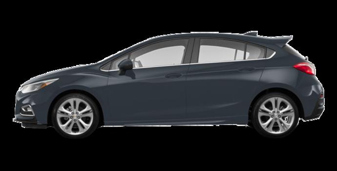 2018 Chevrolet Cruze Hatchback - Diesel LT | Photo 4 | Graphite Metallic