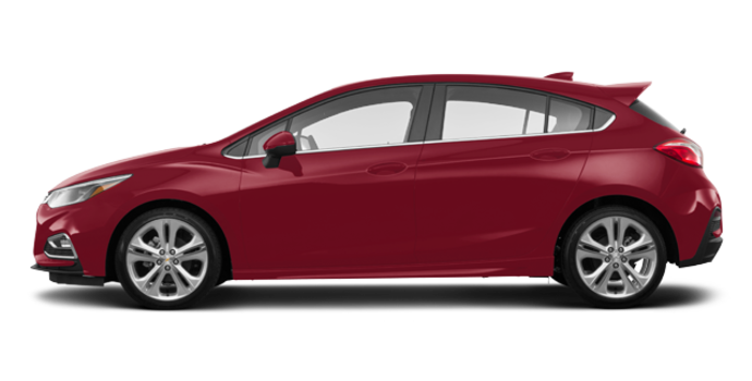 2018 Chevrolet Cruze Hatchback - Diesel LT | Photo 4 | Cajun red tintcoat