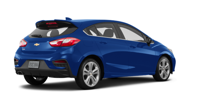 2018 Chevrolet Cruze Hatchback - Diesel LT | Photo 5 | Kinetic Blue Metallic