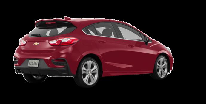 2018 Chevrolet Cruze Hatchback - Diesel LT | Photo 5 | Cajun red tintcoat