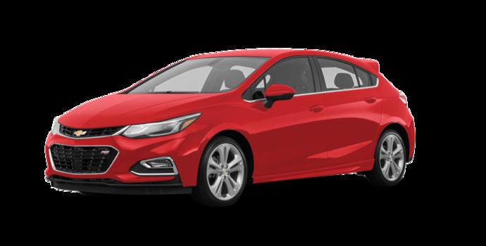 2018 Chevrolet Cruze Hatchback - Diesel LT | Photo 6 | Red Hot