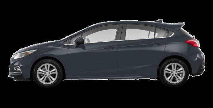 2018 Chevrolet Cruze Hatchback LT | Photo 4 | Graphite Metallic