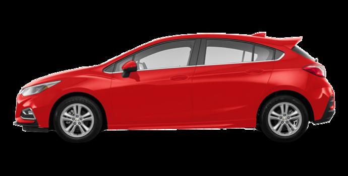 2018 Chevrolet Cruze Hatchback LT | Photo 4 | Cajun red tintcoat