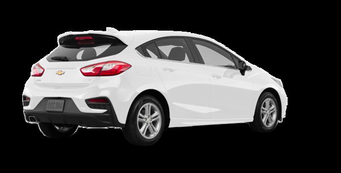 2018 Chevrolet Cruze Hatchback LT | Photo 5 | Summit White