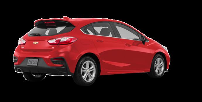 2018 Chevrolet Cruze Hatchback LT | Photo 5 | Red Hot