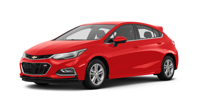 2018 Chevrolet Cruze Hatchback LT | Photo 6 | Cajun red tintcoat