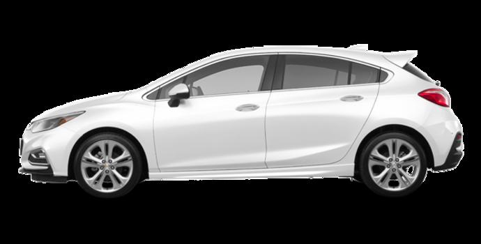 2018 Chevrolet Cruze Hatchback PREMIER | Photo 4 | Summit White