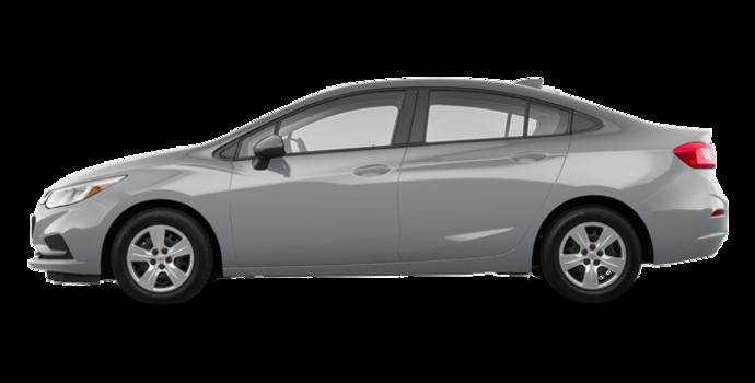 2018 Chevrolet Cruze L | Photo 4 | Silver Ice Metallic