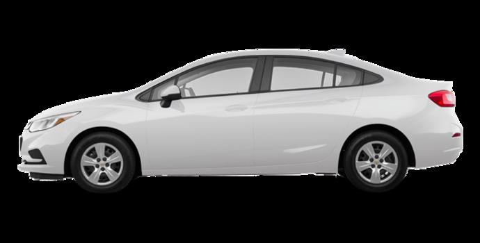 2018 Chevrolet Cruze L | Photo 4 | Summit White