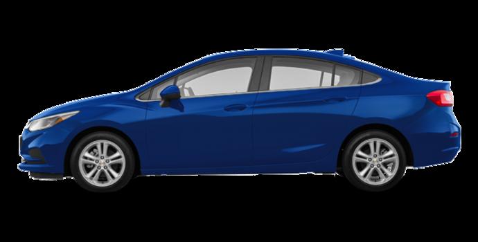 2018 Chevrolet Cruze LT | Photo 4 | Kinetic Blue Metallic