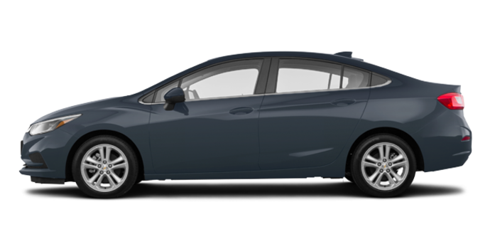 2018 Chevrolet Cruze LT | Photo 4 | Graphite Metallic