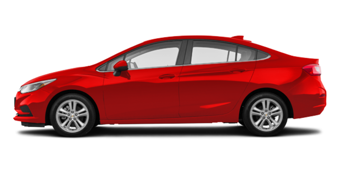2018 Chevrolet Cruze LT | Photo 4 | Cajun red tintcoat