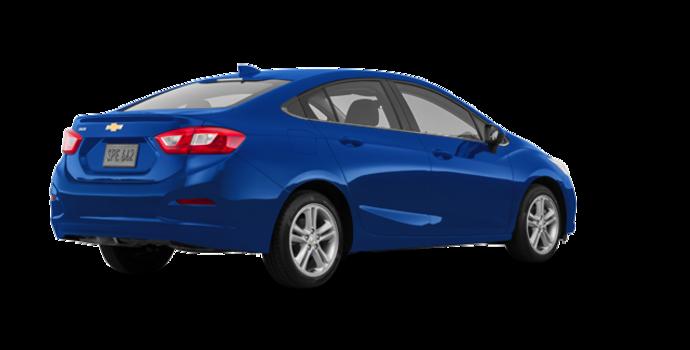 2018 Chevrolet Cruze LT | Photo 5 | Kinetic Blue Metallic
