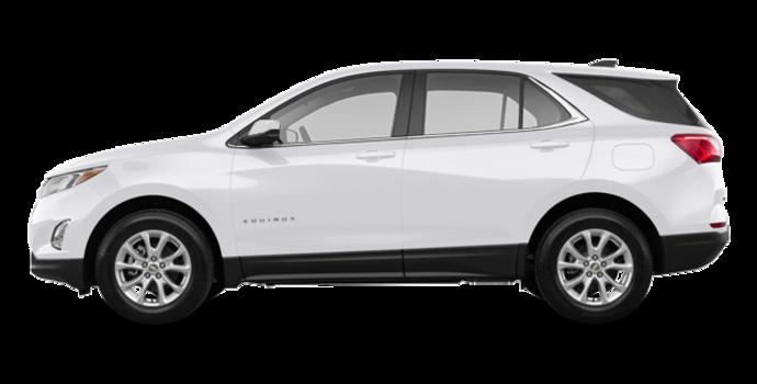 2018 Chevrolet Equinox LT | Photo 4 | Iridescent Pearl