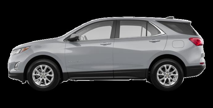 2018 Chevrolet Equinox LT | Photo 4 | Silver Ice Metallic