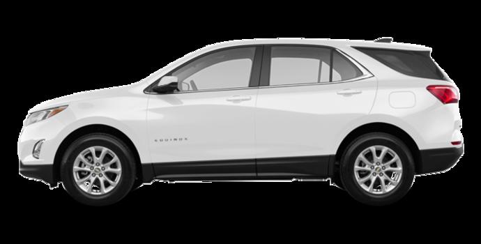 2018 Chevrolet Equinox LT | Photo 4 | Summit White