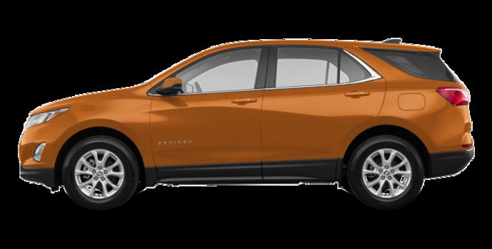 2018 Chevrolet Equinox LT | Photo 4 | Orange Burst Metallic