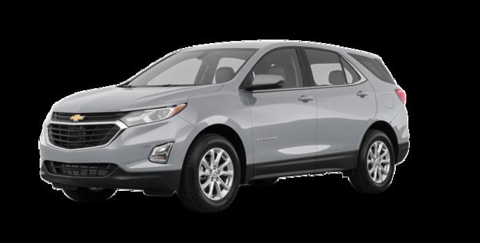 2018 Chevrolet Equinox LT | Photo 6 | Silver Ice Metallic