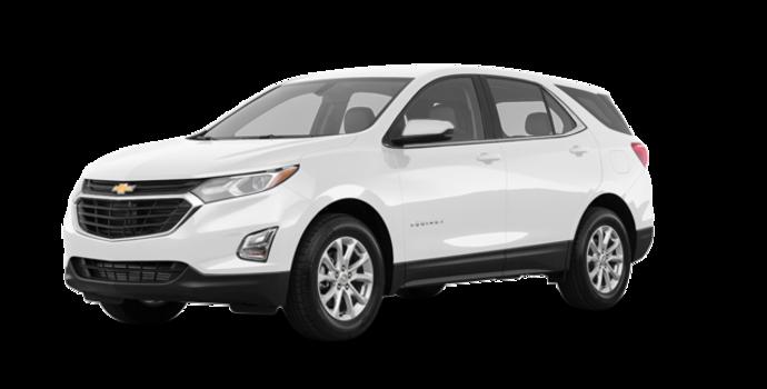 2018 Chevrolet Equinox LT | Photo 6 | Summit White