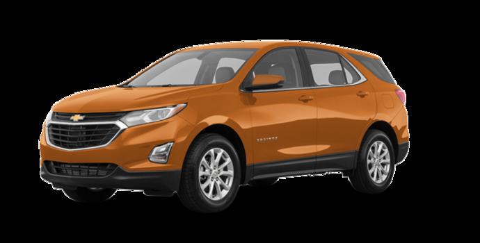 2018 Chevrolet Equinox LT | Photo 6 | Orange Burst Metallic