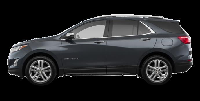 2018 Chevrolet Equinox PREMIER | Photo 4 | Nightfall Grey Metallic