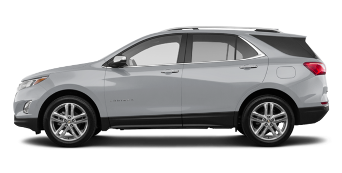 2018 Chevrolet Equinox PREMIER | Photo 4 | Silver Ice Metallic
