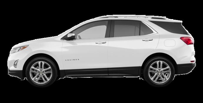 2018 Chevrolet Equinox PREMIER | Photo 4 | Summit White