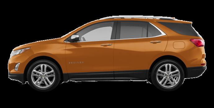2018 Chevrolet Equinox PREMIER | Photo 4 | Orange Burst Metallic