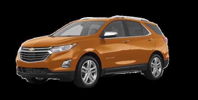 2018 Chevrolet Equinox PREMIER | Photo 6 | Orange Burst Metallic