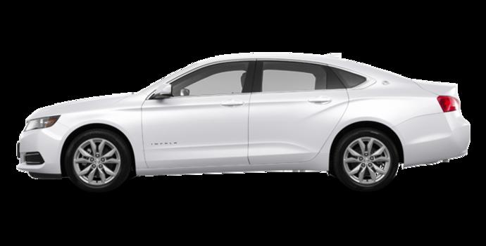2018 Chevrolet Impala 1LT | Photo 4 | Iridescent Pearl