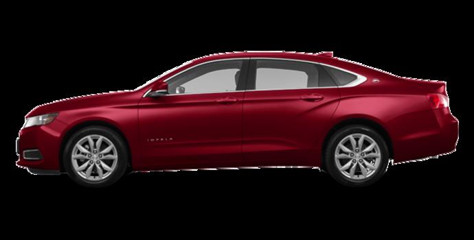 2018 Chevrolet Impala 1LT | Photo 4 | Cajun Red