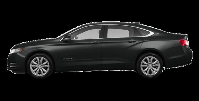 2018 Chevrolet Impala 1LT | Photo 4 | Nightfall Grey Metallic