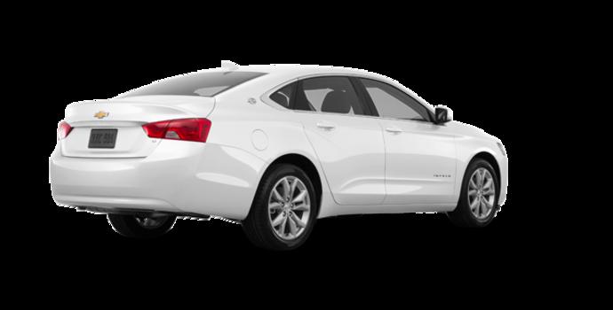 2018 Chevrolet Impala 1LT | Photo 5 | Summit White