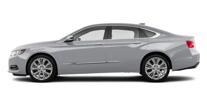2018 Chevrolet Impala 2LZ | Photo 4 | Silver Ice Metallic