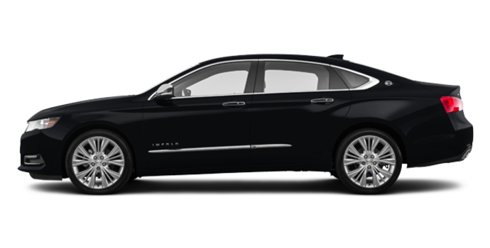 2018 Chevrolet Impala 2LZ | Photo 4 | Black