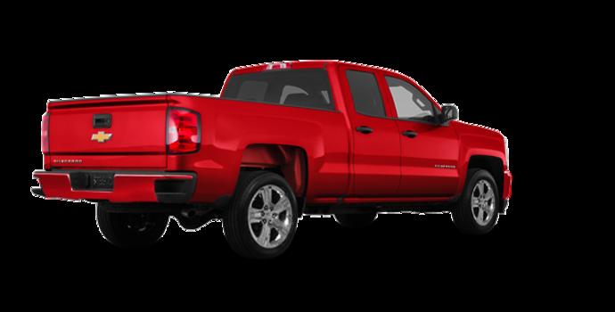 2018 Chevrolet Silverado 1500 CUSTOM | Photo 5 | Red Hot