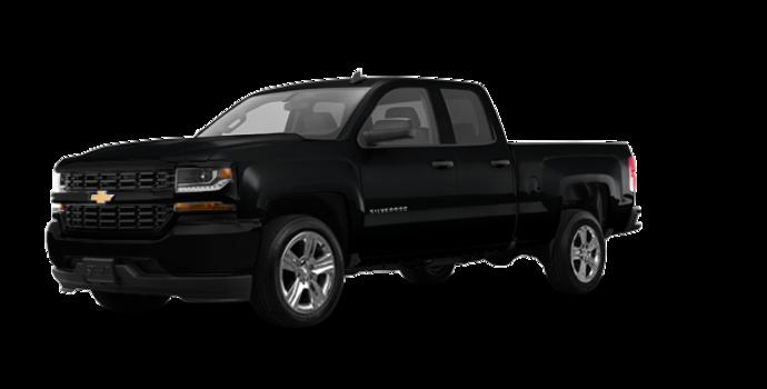 2018 Chevrolet Silverado 1500 CUSTOM | Photo 6 | Black