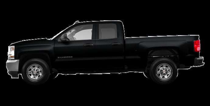 2018 Chevrolet Silverado 1500 LS   Photo 4   Black
